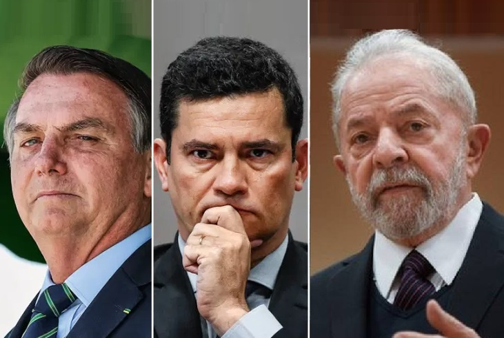Para aliados de Bolsonaro, Moro esvaziaria favoritismo de Lula