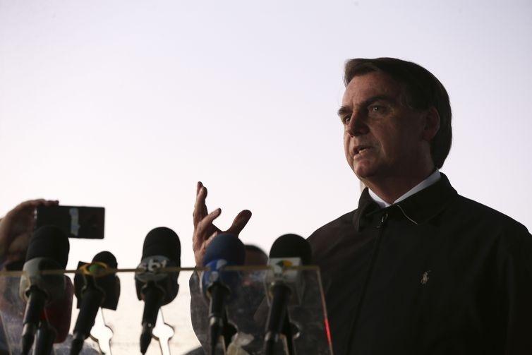 """Privatização da Petrobras """"entrou no radar"""", diz Bolsonaro"""