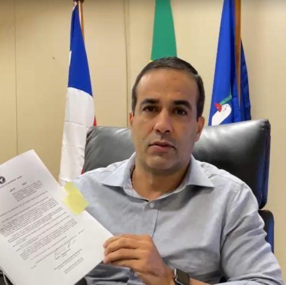 Bruno Reis propõe criar fundo com milhões de reais para ajudar trabalhadores informais