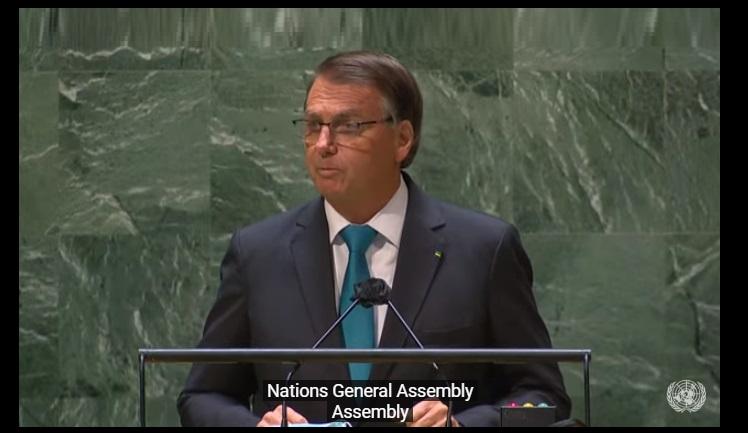 Jair Bolsonaro abre a Assembleia Geral da ONU; acompanhe ao vivo discurso