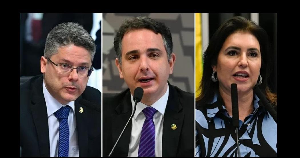 Senadores presidenciáveis aparecem embolados e sem nome natural de 3ª via